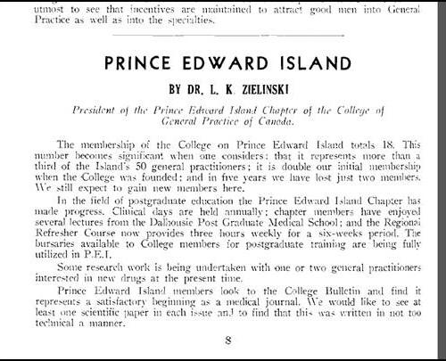 President's Report, 1960