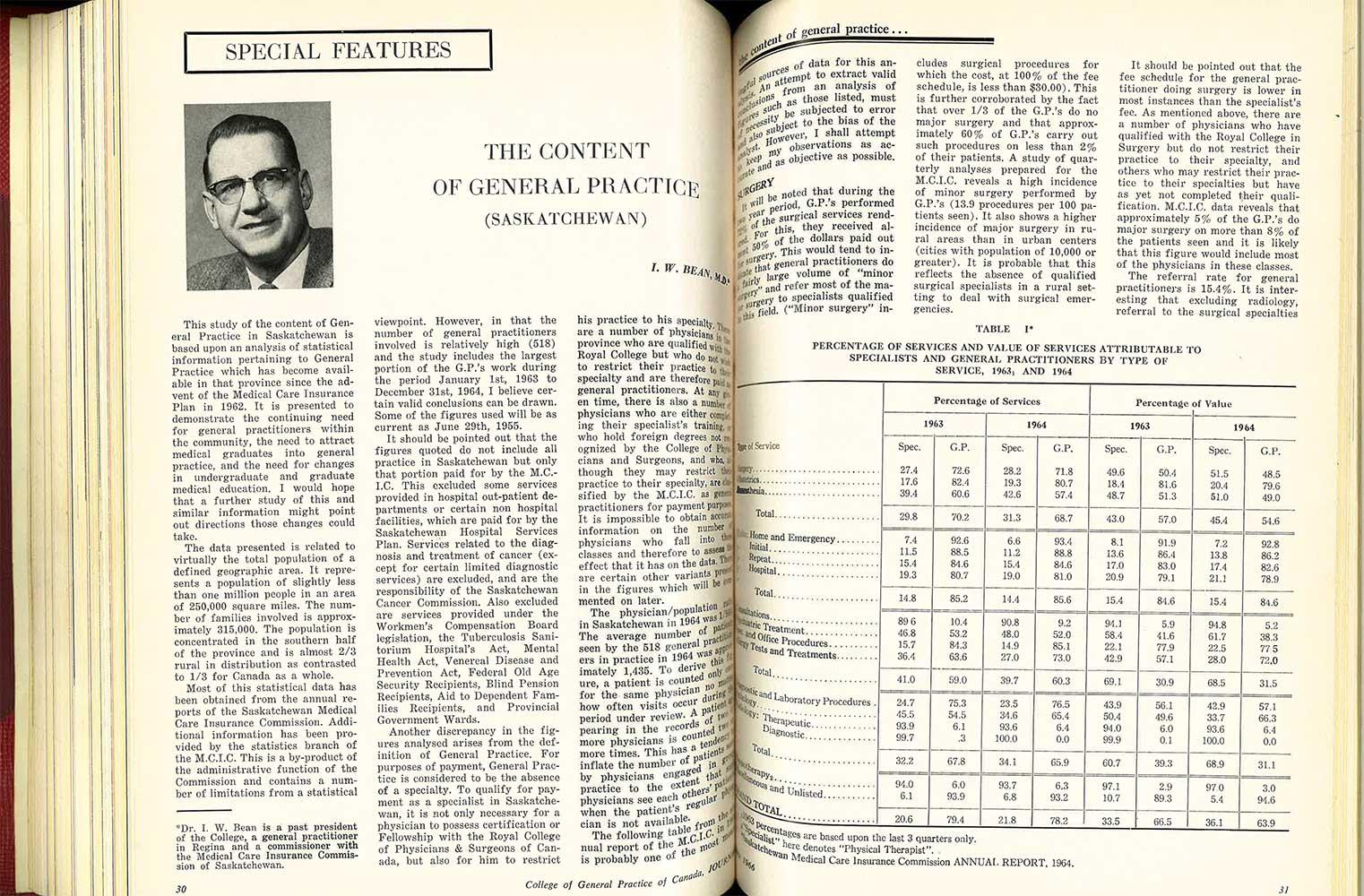 <em>Matière de pratique générale  (Saskatchewan) </em> par Dr I. W. Bean