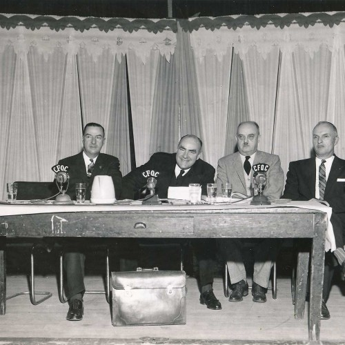 Second Annual Convention<br>February 1958