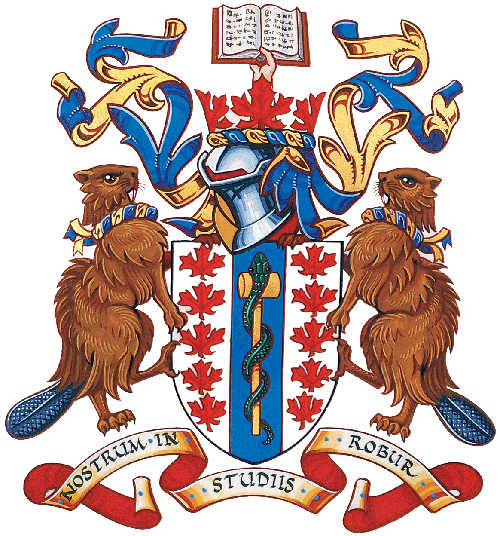 Image of the CFPC's coat of arms