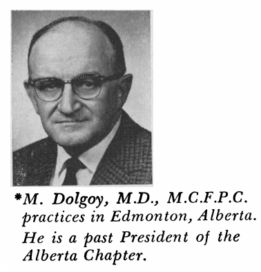 1954–1964:  The first 10 years of the College of General Practice (Alberta Division)