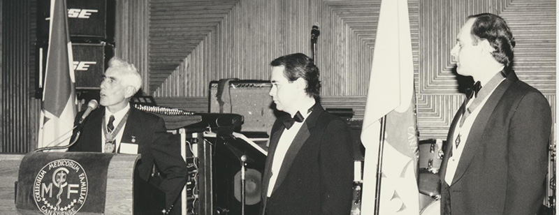 Alberta Chapter meeting, 1987