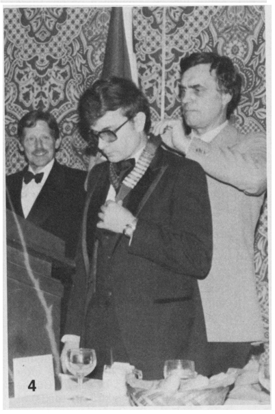 25e assemblée scientifique annuelle de la section provinciale de l'Alberta, 1980