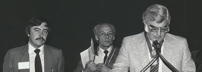 Manitoba Chapter Meeting, 1983