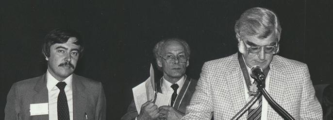 Manitoba Chapter Meeting, 1983